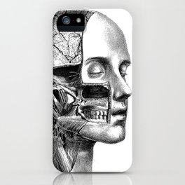 I rip your face iPhone Case