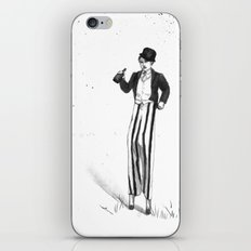 Stilt Walker iPhone & iPod Skin