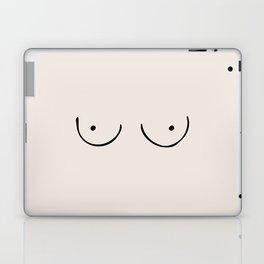 Boobs Laptop & iPad Skin