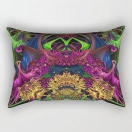 Crown Of Thorns 7 Rectangular Pillow