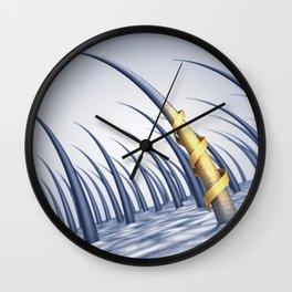 Hair care Wall Clock