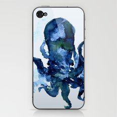 Oceanic Octo iPhone & iPod Skin