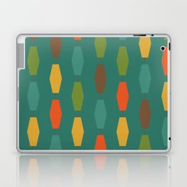 Colima - Teal Laptop & iPad Skin