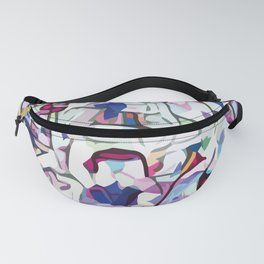 Crowd - 4 Fanny Pack