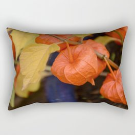 Autumn little jewels Rectangular Pillow