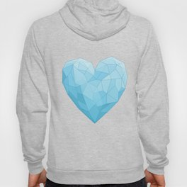 ice heart Hoody