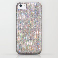 To Love Beauty Is To See Light (Crystal Prism Abstract) Slim Case iPhone 5c