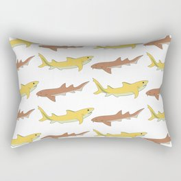 Shark Bros 6 Rectangular Pillow