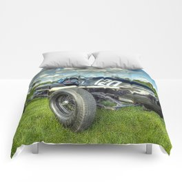 GN Instone Special  Vintage Racing Car Comforters
