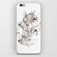 Fishcakes & Remedies iPhone & iPod Skin