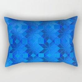 Twilight, Snowflakes #31 Rectangular Pillow