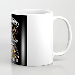 Prince Halle Maurer 357 Coffee Mug