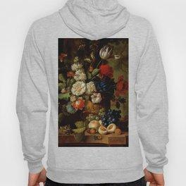 """Jan van Os """"Flowers"""" Hoody"""