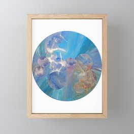 Theme and variations Framed Mini Art Print