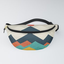 The hills are alive Fanny Pack