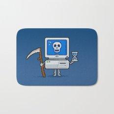 Blue Screen of Death Bath Mat