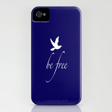Be Free Slim Case iPhone (4, 4s)