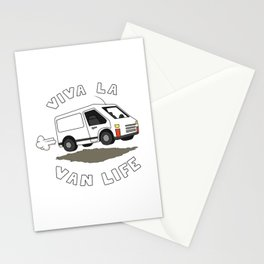 Viva La Vanlife Stationery Cards