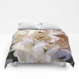 WHITE NARD Comforters