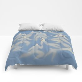 The swimmers Comforters