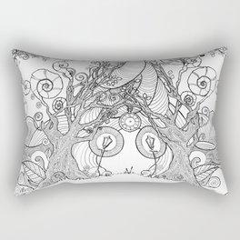 TIME STANDS STILL (pouches, ipads, laptops, pillows) Rectangular Pillow