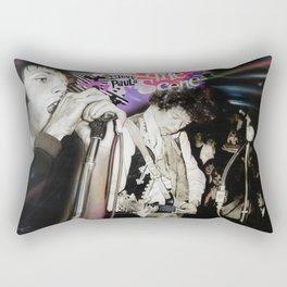 'The Scene' Rectangular Pillow