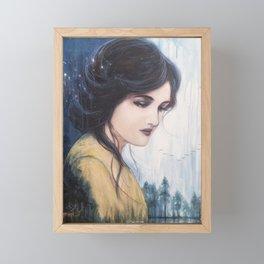 Temperance - Tarot Card Art Framed Mini Art Print