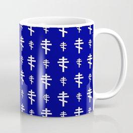 orthodox or russian cross 4 Coffee Mug