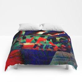 El Mano Del Dio Dos Comforters