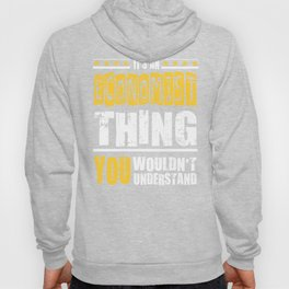 Economist Thing You Wouldn't Understand  Hoody