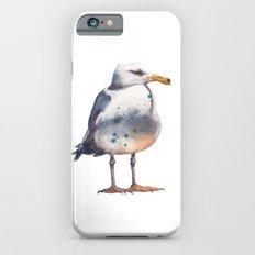 Seagull print Slim Case iPhone 6s