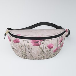 Poppy Pastell Pink Fanny Pack