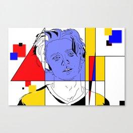 Blue Boy Canvas Print