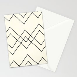 Nudo in Cream Stationery Cards