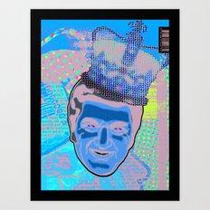 Liberace Art Print