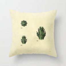 Lego Bush Throw Pillow