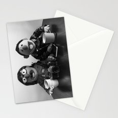 Modern Puppet Gothic Stationery Cards