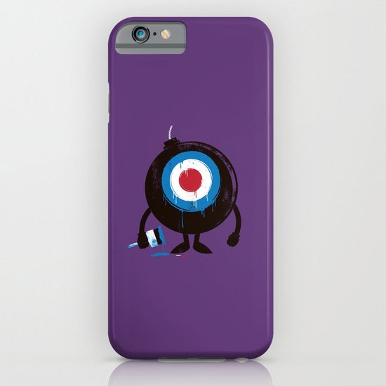 shoot me! iPhone & iPod Case