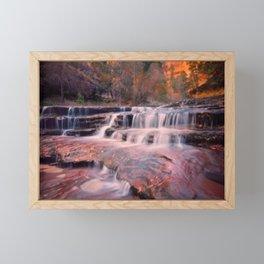 Arc Angel Falls Framed Mini Art Print
