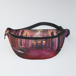 Enlightened Patio Fanny Pack