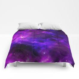 Galaxy Nebula Space Sky Comforters