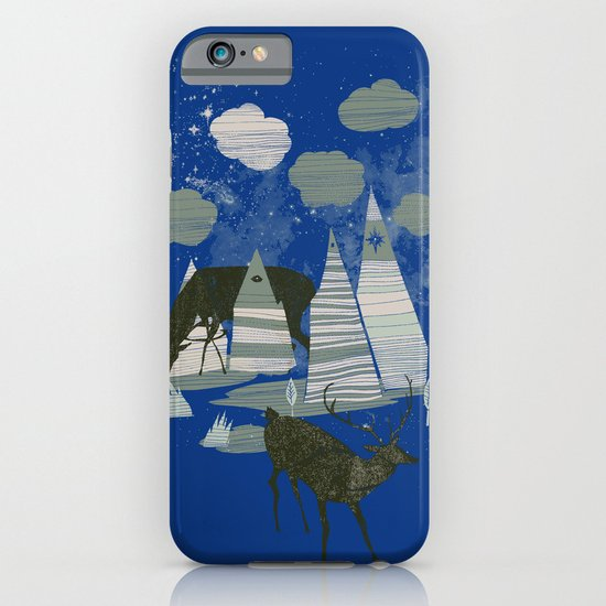 magic mountains iPhone & iPod Case