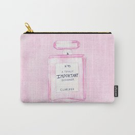 Clueless Design Co. Carry-All Pouch