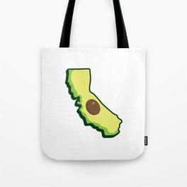 California Fresh Tote Bag