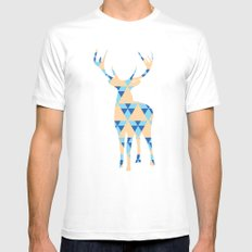I Deer You. White MEDIUM Mens Fitted Tee