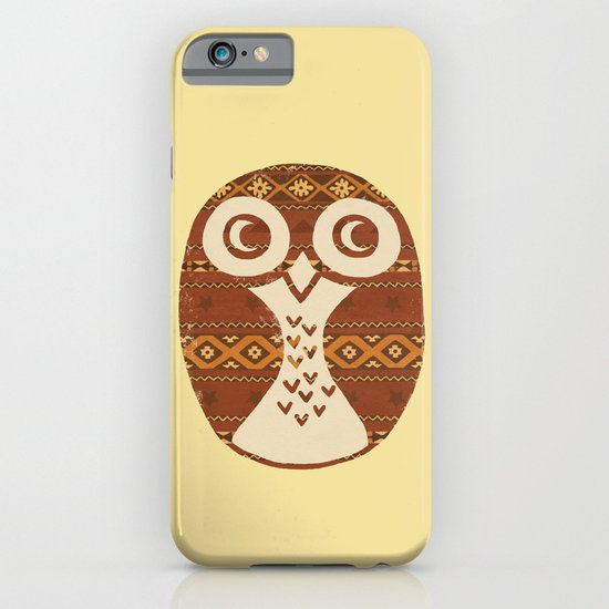 Navajo Owl  iPhone & iPod Case