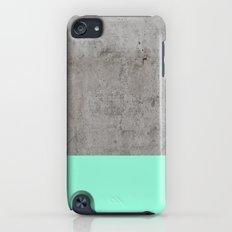 Sea on Concrete Slim Case iPod touch