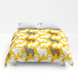 The Alpacas Comforters