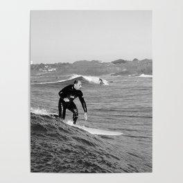 Surf Vince Poster