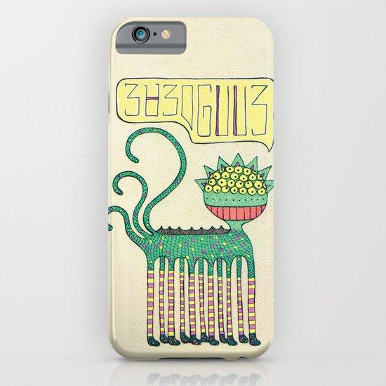 galáctico iPhone & iPod Case